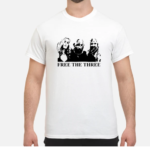Free The Three T Shirts for men and women