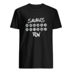 Savages Row T Shirts for men and women