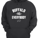 Buffalo Vs Everybody Hoodie