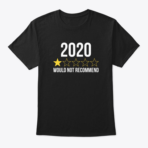 2020 one star t shirt