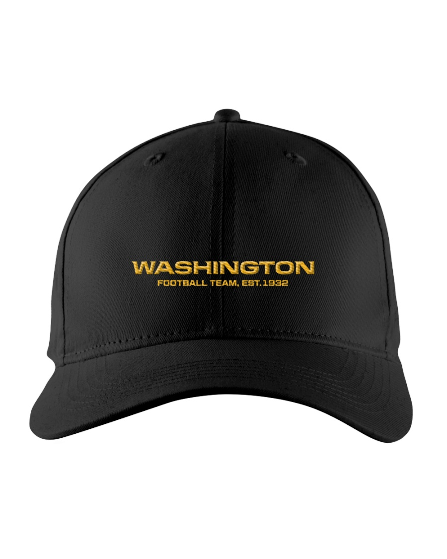 washington football team hat